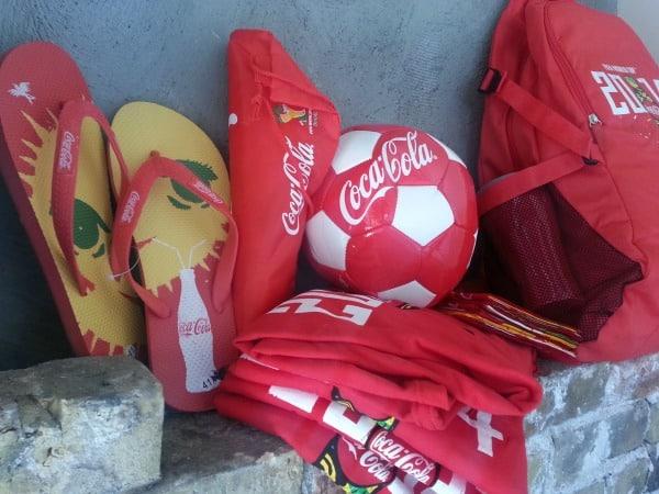 coca cola fifa prize pack
