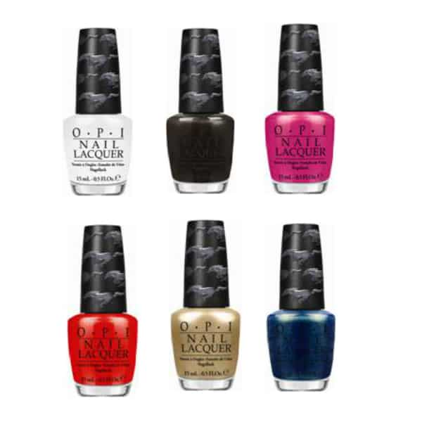 Ford Mustang by OPI Giveaway (