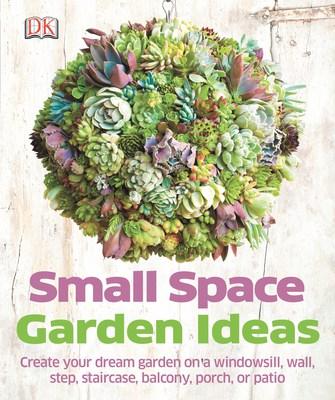 Book review small space garden ideas simply stacie for Garden design ideas book