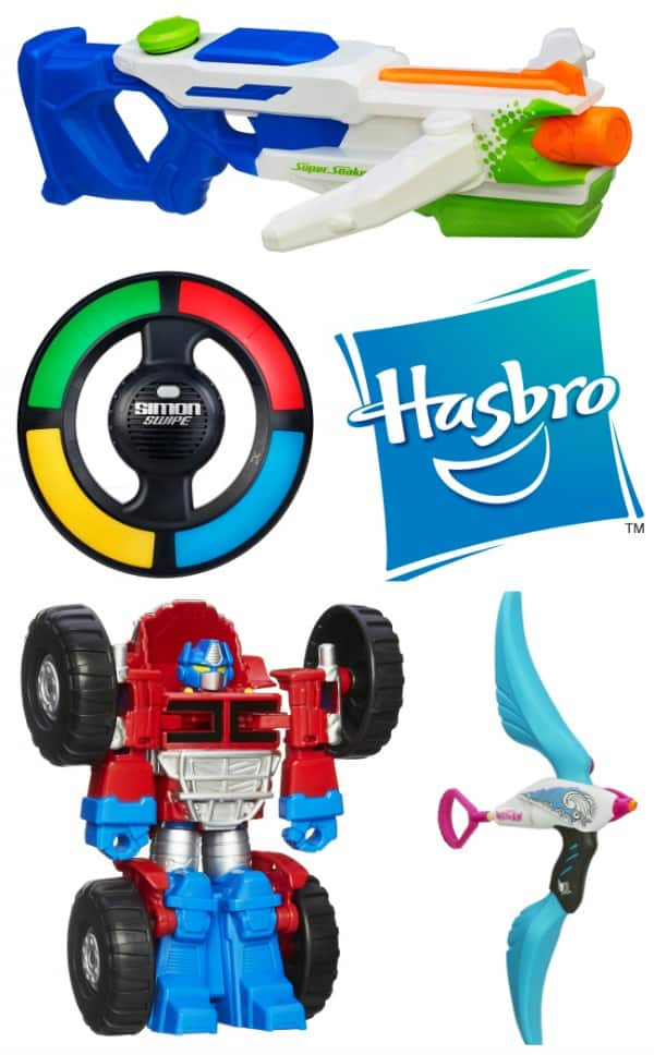Join the #HasbroSummerFun Twitter Party on 6/24 3pm EST!