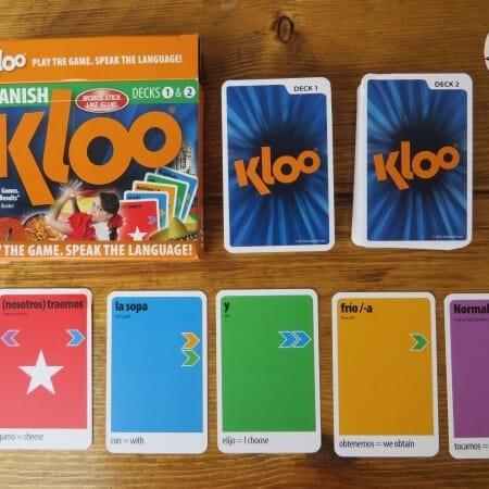 KLOO Language Games Review