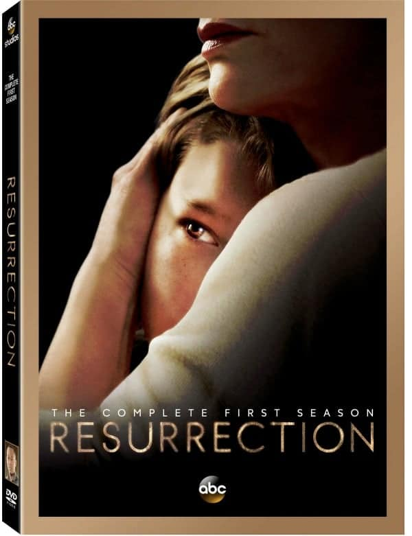 Resurrection: The Complete First Season DVD Giveaway