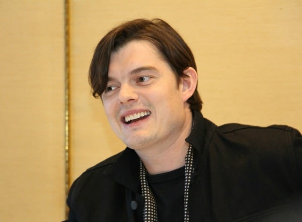 Sam Riley is Diaval in Disney's Maleficent #MaleficentEvent