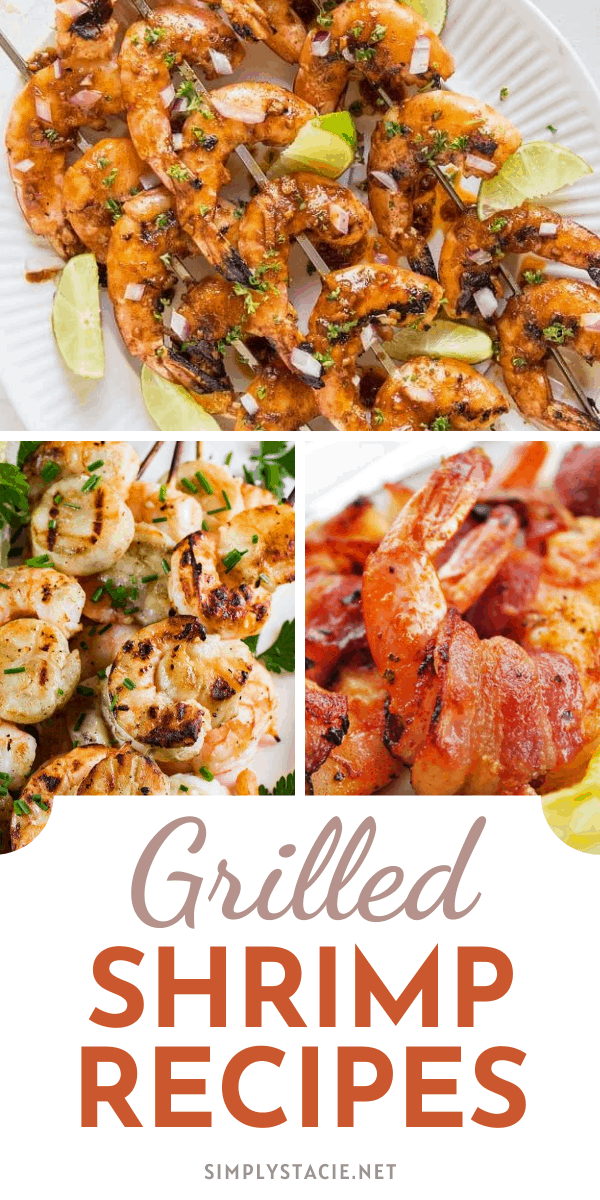 Amazing Grilled Shrimp Recipes - Ready to get your grill on? These amazing grilled shrimp recipes will tantalize your taste buds and satisfy your seafood cravings.