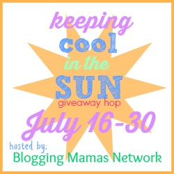 Keeping Cool in the Sun Giveaway