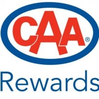 caa rewards logo
