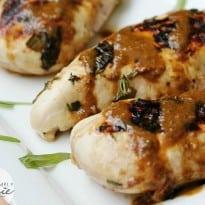 Grilled Herb Chicken