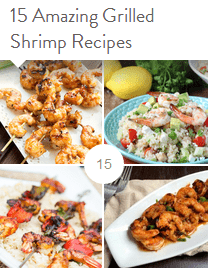 15 Amazing Grilled Shrimp Recipes