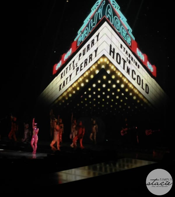 Katy Perry #PrismaticWorldTour with COVERGIRL #InstaGLAM