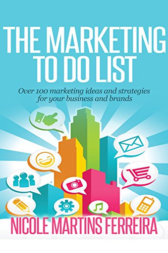 The Marketing to Do List