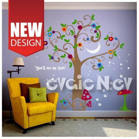 evgie Wall Decals Giveaway