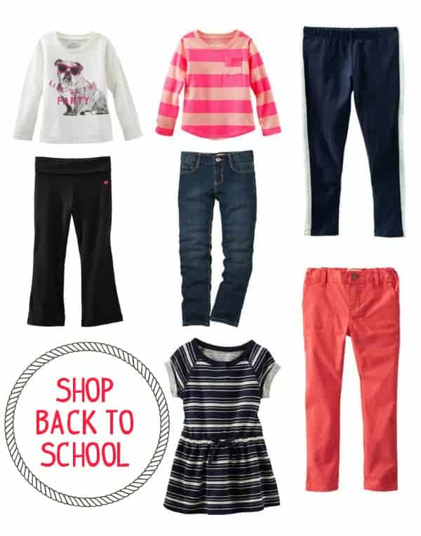 Shop Back to School at Carter's | OshKosh B'gosh new Canadian Site