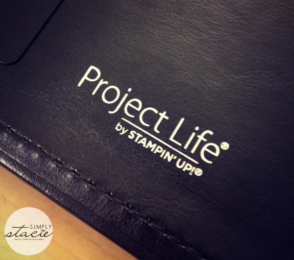 Project Life by Stampin' Up