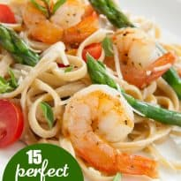 15 Perfect Seafood Pasta Recipes