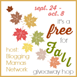 It's a Free for Fall Giveaway