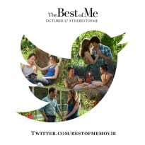 The Best of Me Trailer #TheBestofMe