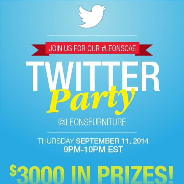 #LeonsCAE Twitter Party