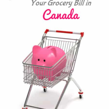 Four Apps to Save Money on Your Grocery Bill in Canada