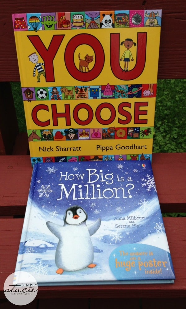 Usborne Books Review