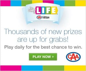 THE GAME OF LIFE - CAA Edition