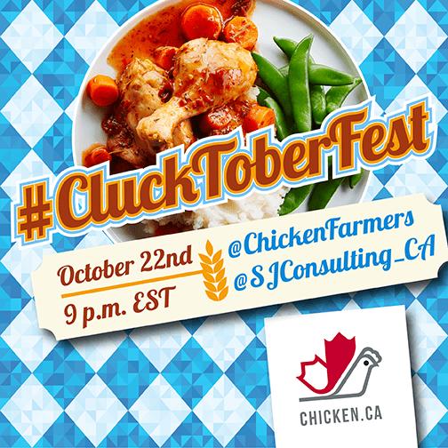 #CluckToberFest Twitter Party
