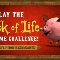 The Book of Life Trailer #BookOfLife