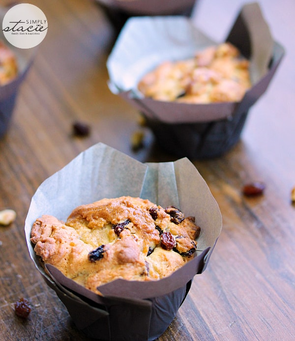 Butter Tart Muffins - These muffins transform the quintessential Canadian dessert into an easy treat - without having to fuss with pastry! Served warm, they are irresistible.