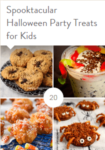 Spooktacular Halloween Party Treats for Kids