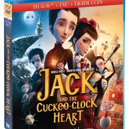 Jack and the Cuckoo-Clock Heart Exclusive Clip