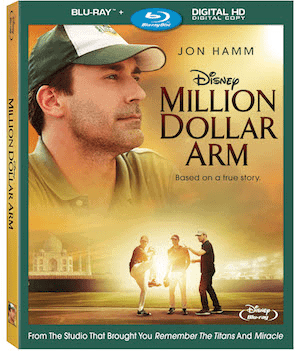 Million Dollar Arm Blu-ray Review