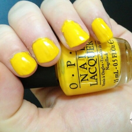 Peanuts by OPI
