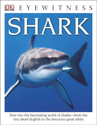 Shark Books from DK Canada