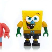 Mega Bloks SpongeBob Squarepants™ Invisible Boatmobile Rescue