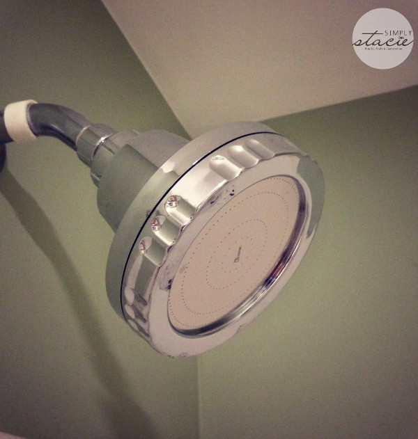 Aroma Sense Vitamin C Shower Head