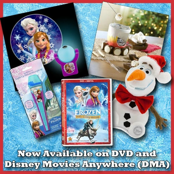 frozen prize pack