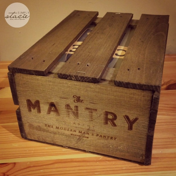Mantry - The Modern Man's Pantry!