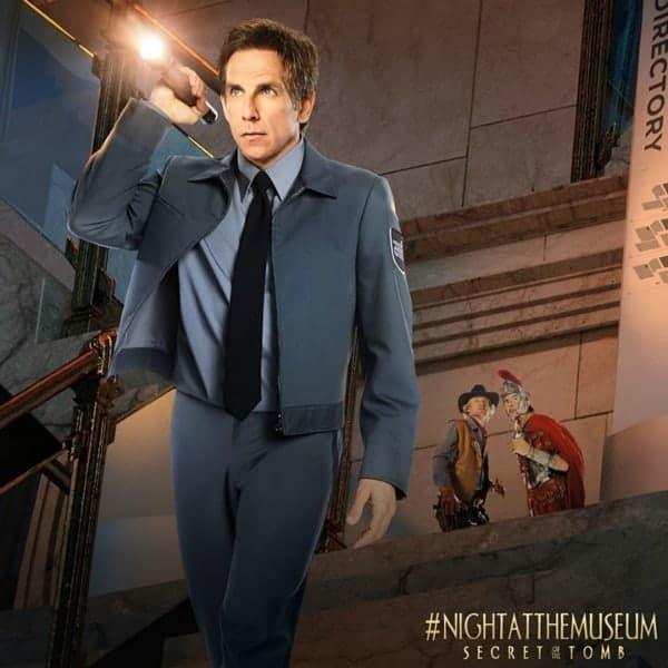 Night at the Museum: Secret of the Tomb Trailer #NightAtTheMuseum