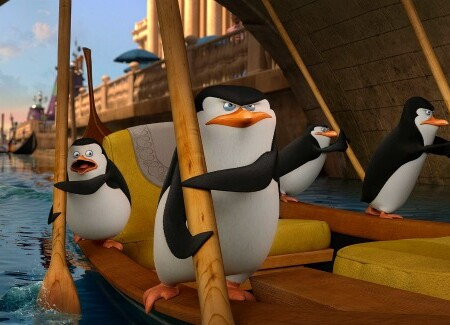 Penguins of Madagascar Clip