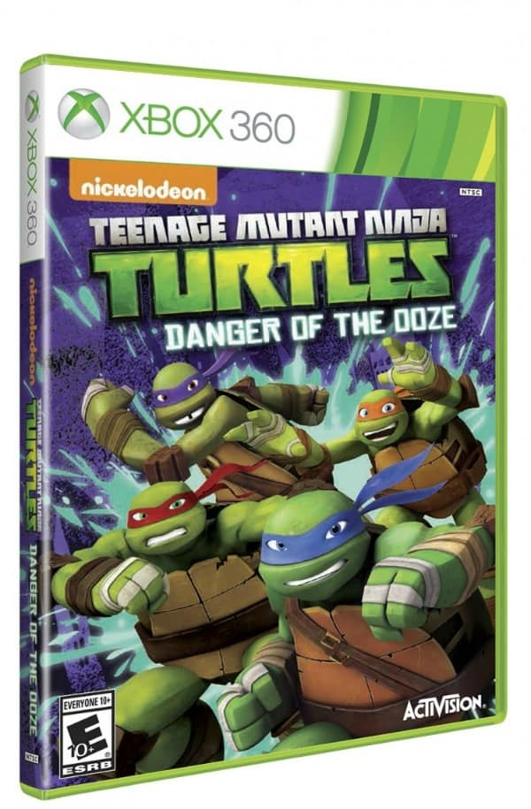 Join the #TMNTGame Twitter Party on 11/19 at 8pm EST