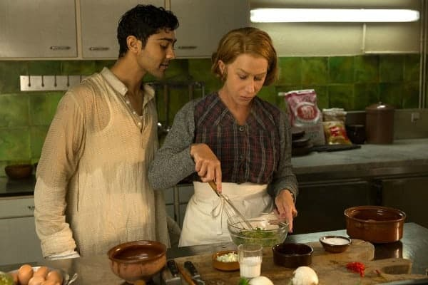 The Hundred-Foot Journey on Blu-ray + Digital HD
