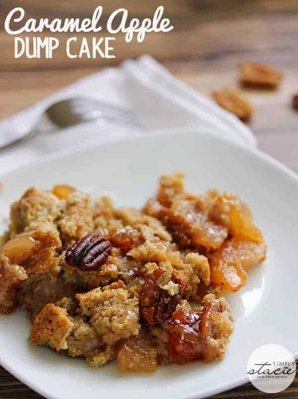 Apple Cobbler Recipes Made With Cake Mix