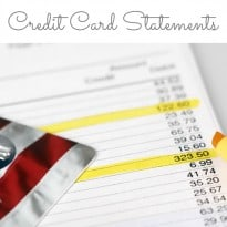 Why You Should Check Your Credit Card Statements