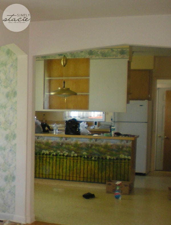 My Kitchen Before Renovations