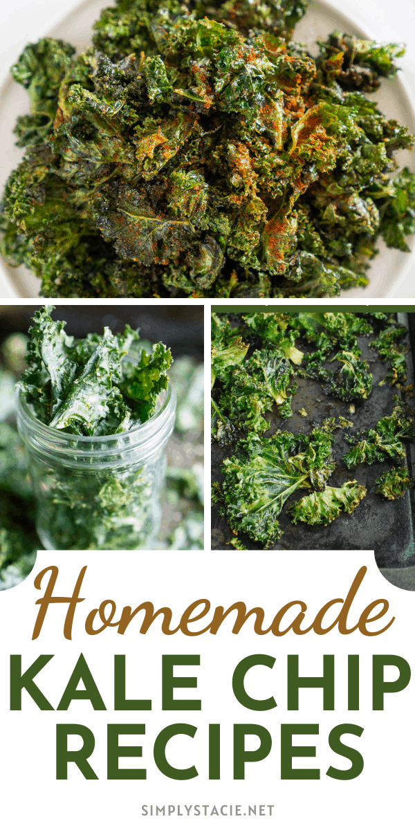 15 Ways to Make Kale Chips - Delicious, easy to make and healthy. You can eat this flavorful snack guilt-free!