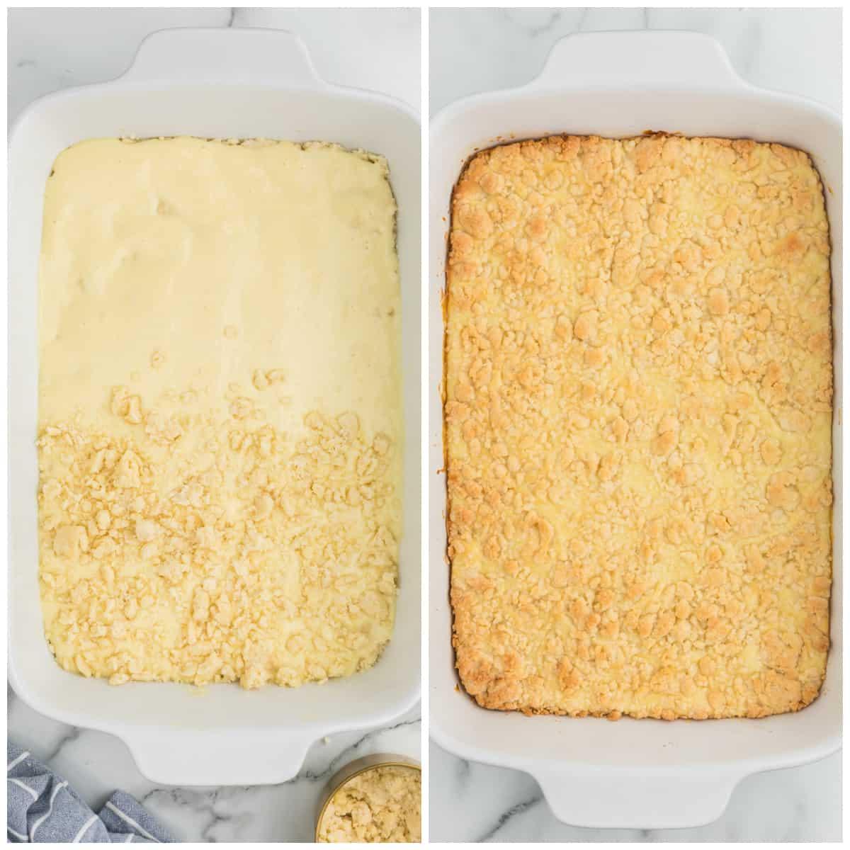 how to make french vanilla cream bars