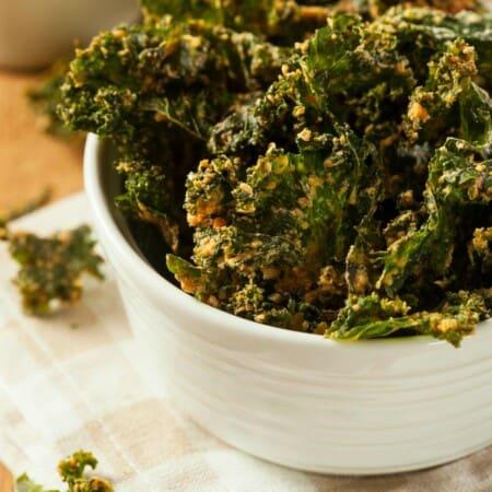 15 Ways to Make Kale Chips