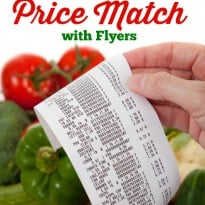 How to Price Match with Flyers