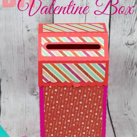 DIY Valentine Box