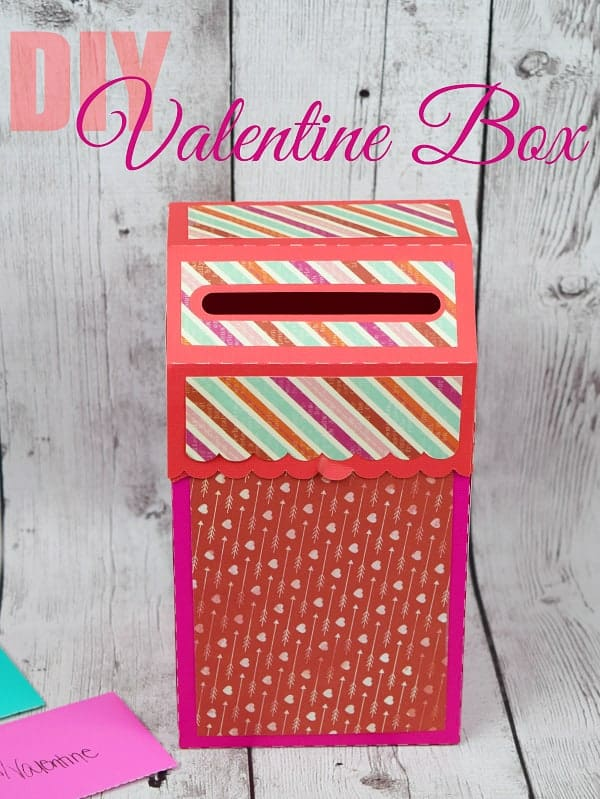 DIY Valentine Box