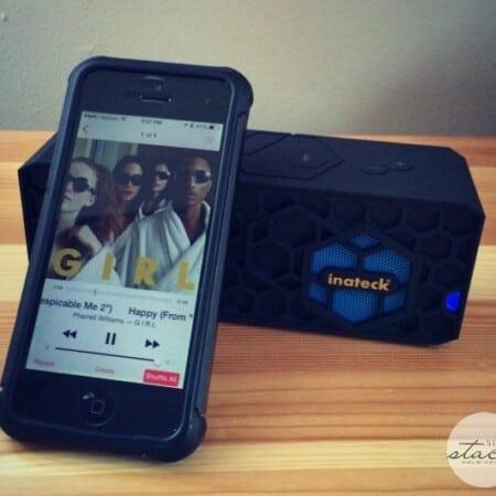 Inateck Bluetooth Mini HiFi Speaker